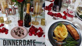 ROMANTIC DINNER DATE AT HOME IN NAIROBI