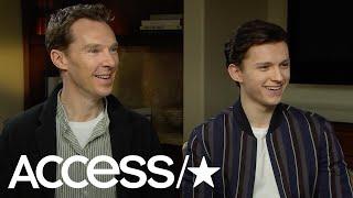 'Avengers: Infinity War': Benedict Cumberbatch & Tom Holland On How The Cast Kept Plot Secrets