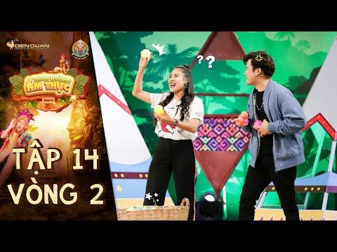 Thiên đường ẩm thực 6 |Tập 14 Vòng 2: Ly Ly, Juun D bối rối vì lỡ lầm lỗi với bậc tiền bối Chí Thiện