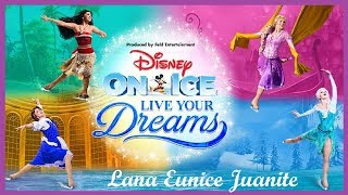 DISNEY ON ICE FULL SHOW SM MOA ARENA Dec 25, 2019 | By 8 Year-Old Lana Eunice | Young Vlogger
