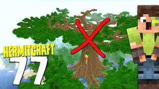 HermitCraft 7: 77 | So I lost my base