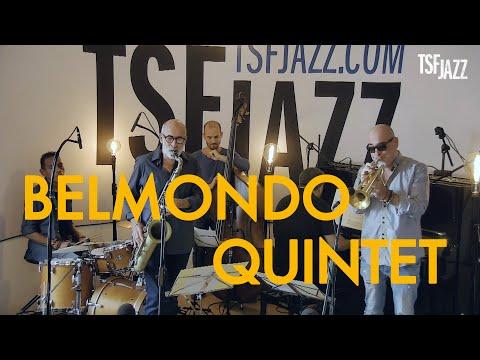 Le Quintet des Frères Belmondo en session sur TSFJAZZ !
