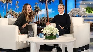 Sarah Jessica Parker Wants Ellen to Play Samantha in the 'Sex and the City' Movie