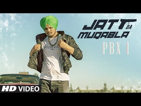 JATT DA MUQABALA Video Song - Sidhu Moosewala - Snappy