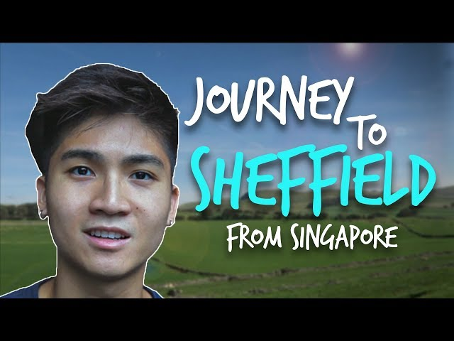 From Singapore to Sheffield