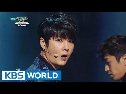 SHINHWA - Sniper | 신화 - 표적 [Music Bank K-Chart #1 / 2015.03.13]