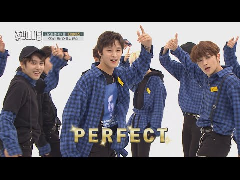 [Weekly Idol EP.372] THE BOYZ's 'RIGHT HERE' Rollercoster Dance
