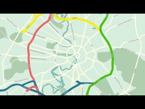 Когда в Москве построят Четвертое транспортное кольцо photo