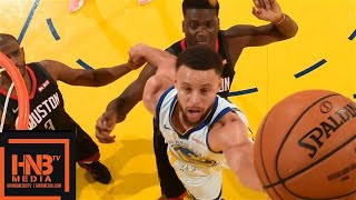 Houston Rockets vs GS Warriors - Game 1 - Full Game Highlights | 2019 NBA Playoffs