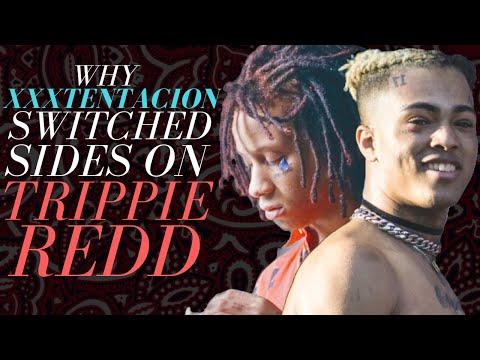 Why XXXTENTACION Switched Sides on Trippie Redd