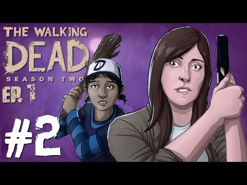 UN PERRO!! #2   The Walking Dead Season 2   Ep.1 - Smashpipe Games