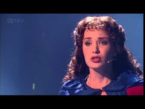 Wishing You Were Somehow Here Again & Phantom of the Opera (Classic BRIT Awards 2012)