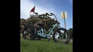 Sun Baja Adult 3 Wheeler -Rides Like A Golf Cart