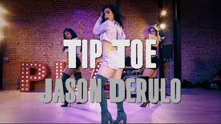 Tip Toe | Jason Derulo | Brinn Nicole Choreography | Pumpfidence