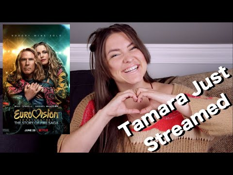 Eurovision Song Contest - Tamara Just Streamed