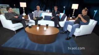 michael c. hall and dexter castmates answer questions (september 2010)