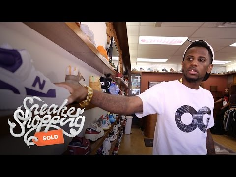 Fabolous Goes Sneaker Shopping With Complex