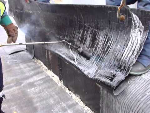 ACP APPLIEDwelding to concrete blocks 1