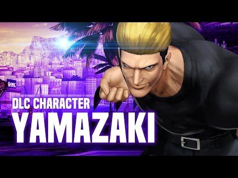 KOF XIV: Ryuji Yamazaki DLC Character