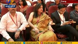 Amaravati, Visakhapatnam receive awards for Smart City Mis..