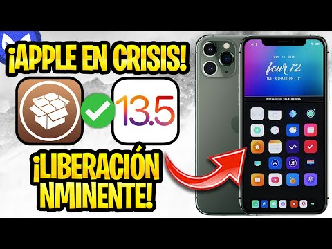 Jailbreak iOS 13.5 TODOS LOS iPhone!!!!!!! CONFIRMADO