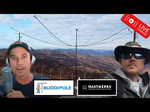 New Buddipole Products w/ Owner Chris/W6HFP #YTHF21