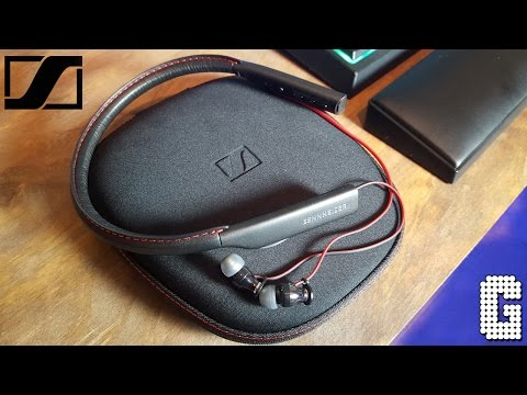video Sennheiser HD1 Free Bluetooth Wireless Headphone: A Complete Review