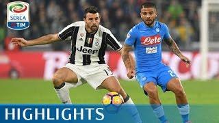 Juventus - Napoli 2-1 - Highlights - Giornata 11 - Serie A TIM 2016/17