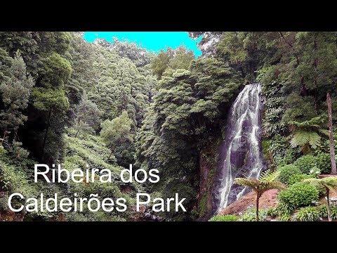 AZORES: Ribeira dos Caldeirões Park, Achada – São Miguel Island
