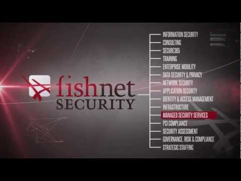 FishNet Security - SERVICES