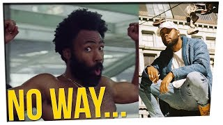 Childish Gambino Battling Accusations of Plagiarism ft. Boze & DavidSoComedy