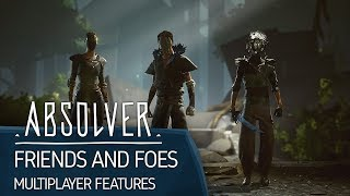 Absolver - Többjátékos Mód Trailer