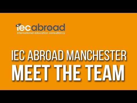 Who Are We? IEC Abroad Manchester Office