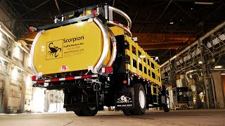 Scorpion Truck Mounted Attenuator Video