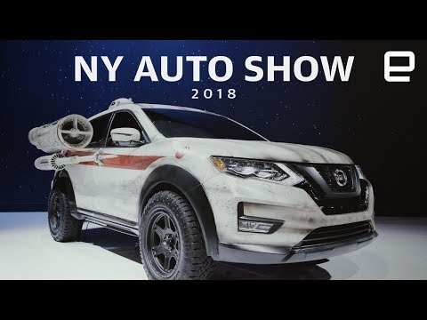 New York Auto Show 2018 Wrap-Up