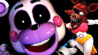 Five Nights at Freddy's: Ultimate Custom Night - Part 3
