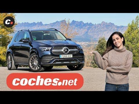 Mercedes-Benz GLE 2020 SUV | Prueba / Test / Review en español | coches.net