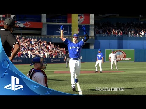MLB® The Show 16™ Trailer