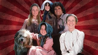 LITTLE HOUSE ON THE PRAIRIE 🌟 THEN AND NOW 2019
