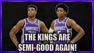 DeAaron Fox and Buddy Hield: The Most Improved Backcourt