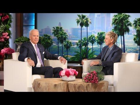 Surprise! It's Vice President Joe Biden!