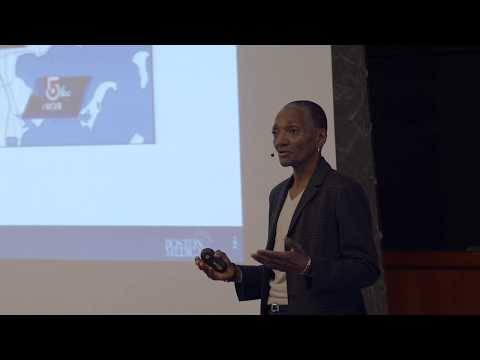 Patients chasing life; Doctors chasing disease: Two align? | Thea James | TEDxBeaconStreetSalon photo
