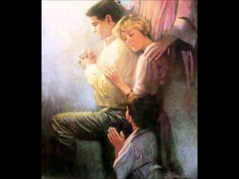 Основан на канара - седма беседа - предаване на Божията сила (полагане на въце)