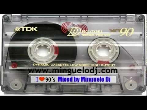 Minguelo Dj - Clásicos Dance de los 90´s Vol. 1 (Retro-Remember)