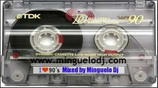 Minguelo Dj - Clásicos Dance de los 90s Vol. 1 (Retro-Remember)