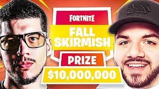 Fortnite Official $10,000,000 Fall Skirmish Tournament!!