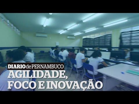 Educa PE-  ETE Miguel Batista inova e desenvolve sistema de provas online