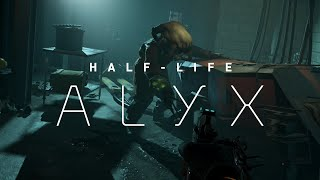 Half-Life: Alyx Gameplay Video 1