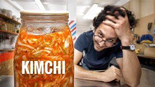 I Tried to Make Kimchi Without a Recipe... (reverse-engineering)