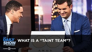 """What is a """"Taint Team""""? 